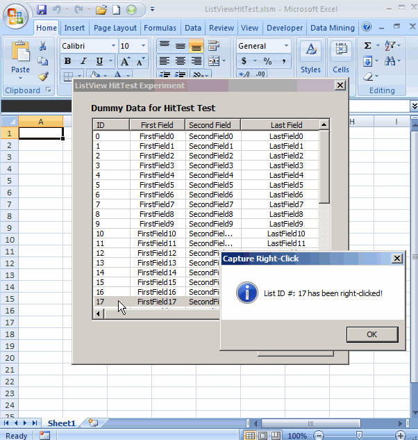 how to change word order in excel without vba